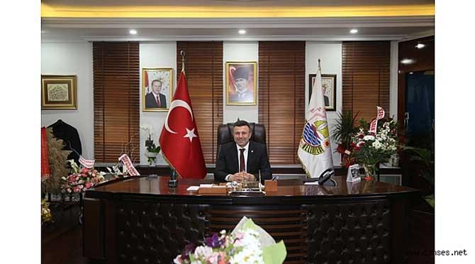 Başkan Özen'den 10 Kasım Mesajı