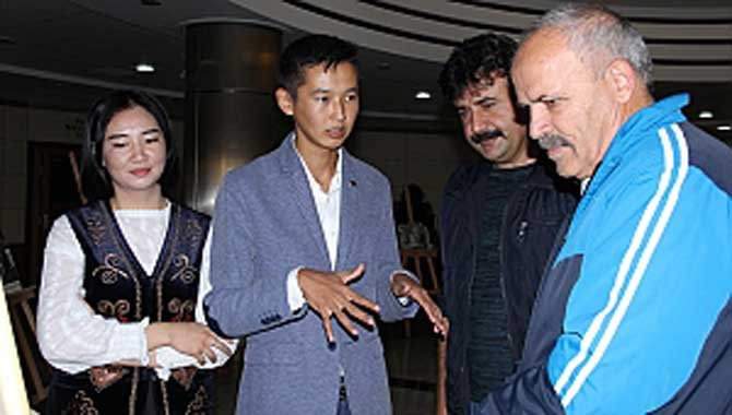 BİMUD Kırgızistan ın efsanevi liderini izledi