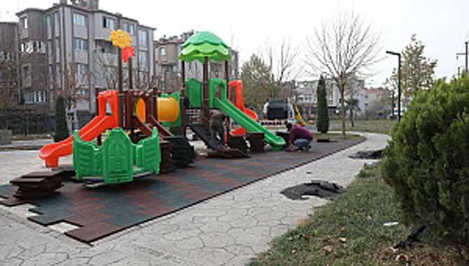 Çocuk Dostu Adapazarı Yeni Parklarına Kavuşuyor