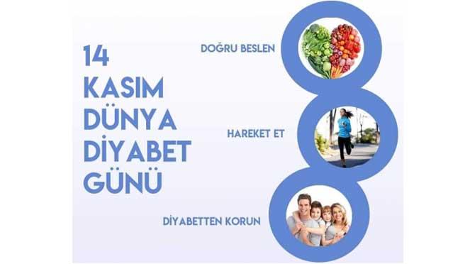Diyabet kronik hastalıkların kapısını açıyor
