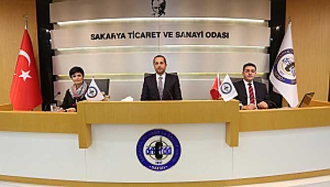 """Kasım Meclisinde gündemi değerlendirdiler """"E-TİCARETE YÖNELMELİYİZ"""""""