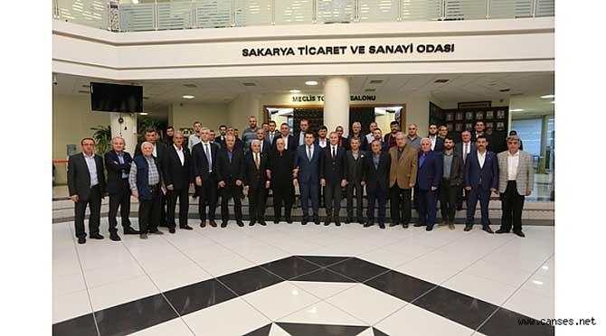 Kuzey Makedonya'nın Yatırım Fırsatları SATSO'da Anlatıldı