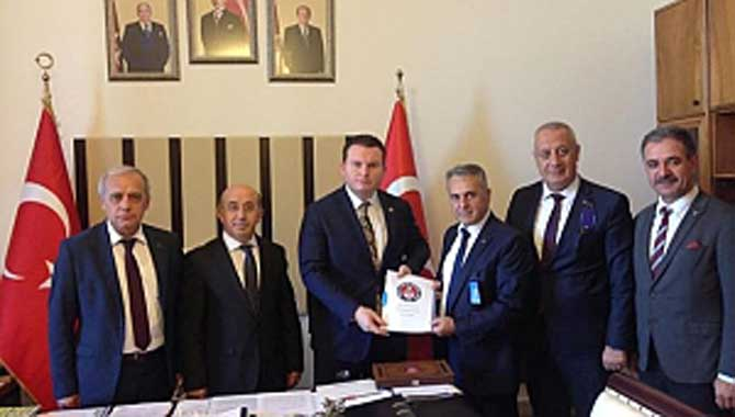 MHP Orman Muhafaza Memurları için harekete geçti