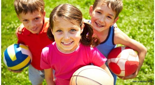 Öğrenciler Okul Başarısını Sporla Artırıyor