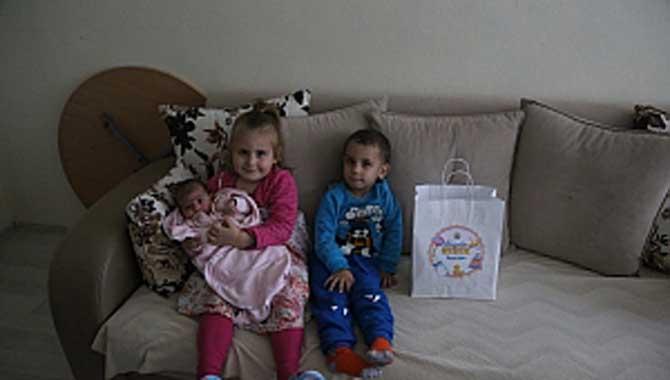 Sapanca Belediyesi, Bebek Ziyaretlerine Devam Ediyor