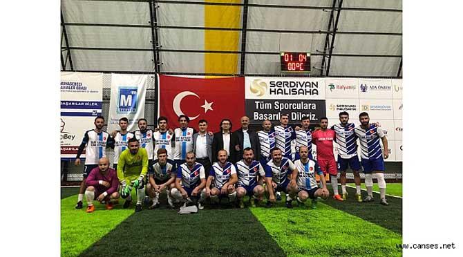 SATSO 7. Meslek Komitesi Futbol Turnuvasında Yeni Sezon Başladı.