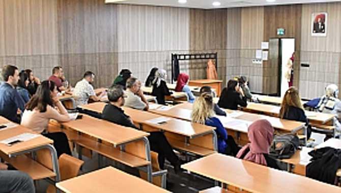 SAÜ'de Akademik Oryantasyon Eğitimi Yapıldı