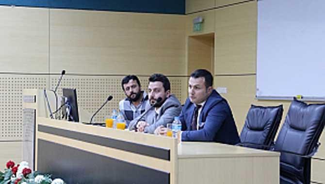 SAÜ'de 'Kamuda Kariyer' Konferansı