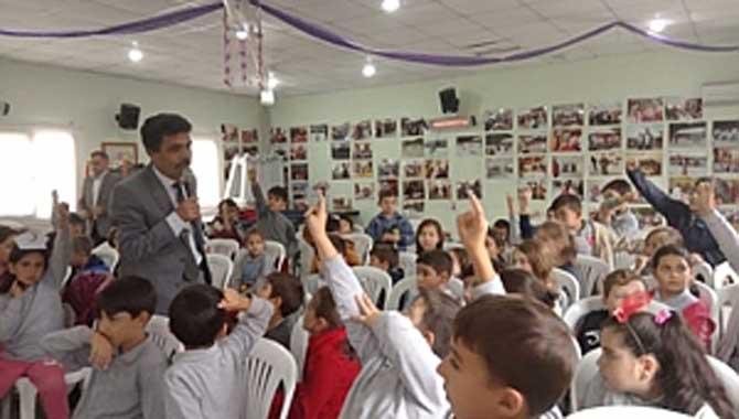 Taraklı Atatürk İlkokulu'n da Kızılay Haftası Kutlandı