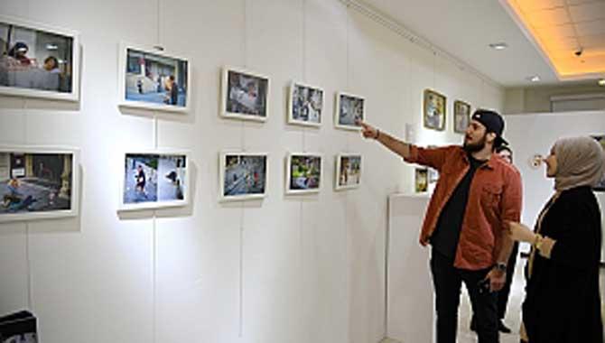 Temsili Fotoğraflar Sergisi Açıldı