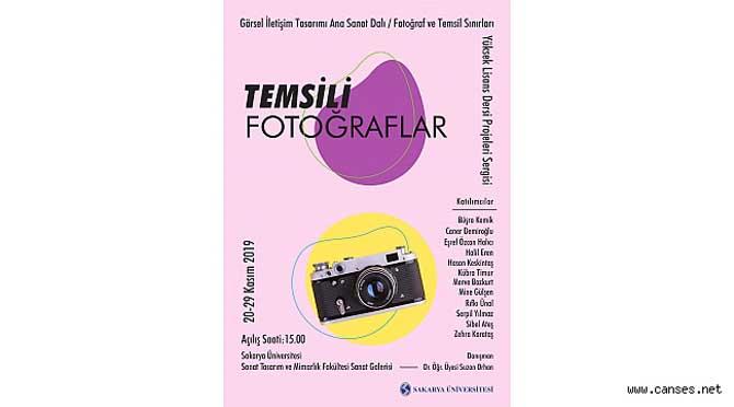Temsili Fotoğraflar Yüksek Lisans Sergisi