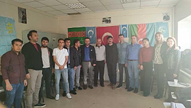 Türk Dünyası Bimud ile buluştu