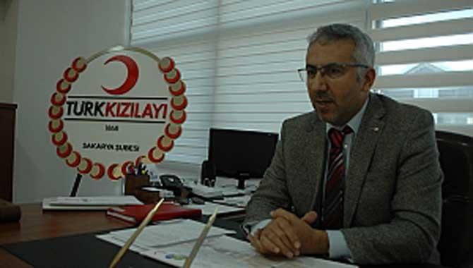 Türk Kızılayı Sakarya'da neler yapıyor?