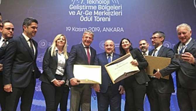 TÜRKTRAKTÖR'DEN İKİNCİ AR-GE MERKEZİ
