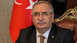 Vali Ahmet Hamdi NAYİR'in Öğretmenler Günü Kutlama Mesajı