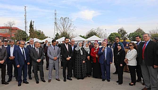 Vali Nayir Lösemili Çocuklar Yararına Düzenlenen Kermese Katıldı
