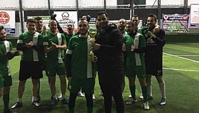 Adalet Kupası şampiyonu Sakarya Barosu