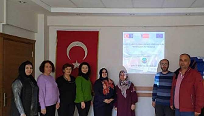 Adapazarı HEM Eğitimcileri Erasmus Projesiyle Hollanda'ya Gidecek
