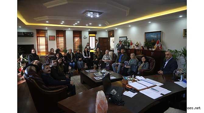 Aday Öğretmenler Sapanca Belediyesi'nde