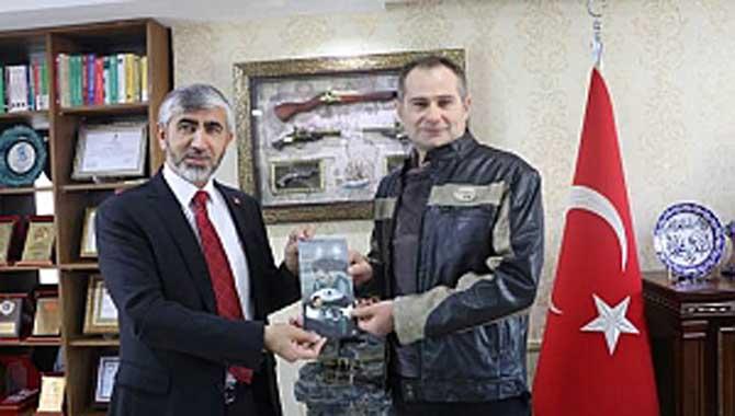 Akif Yener ile Gençlik Spor ve sanat...