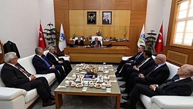 """""""Bakanlık olarak Sakarya'ya destek sunmaya hazırız"""""""