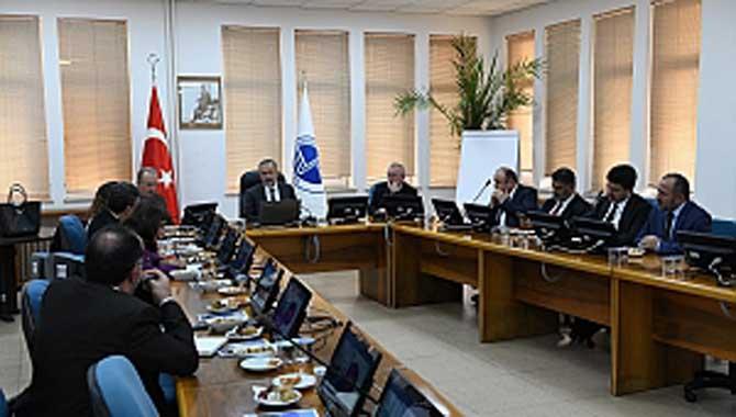 Batı Karadeniz Üniversiteleri Birliği SAÜ'de Toplandı