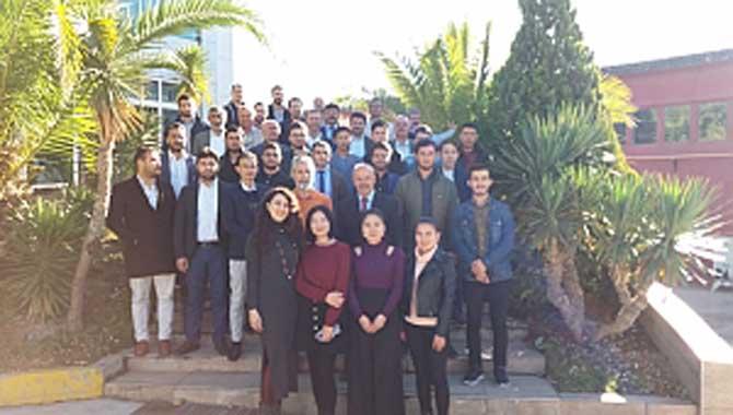 Bilim Türk Dünyası ile el ele