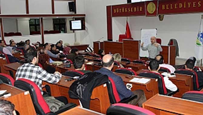 Eğitim seminerinde imar mevzuatı ele alındı