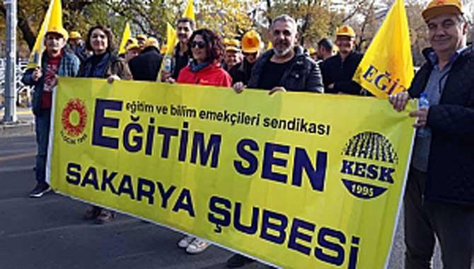 Egitim_Sen CHP kongreleri için Taraf Oluyor