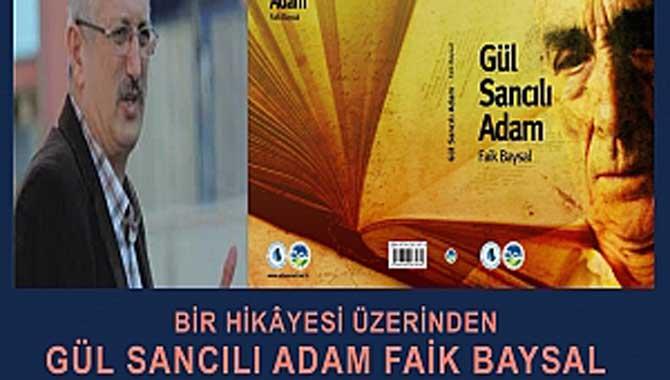 Fahri Tuna, TYB Sakarya'da Yazar Faik Baysal'ı anlattı