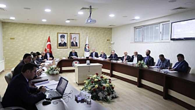 Ferizli OSB Müteşebbis Heyet Toplantısı Yapıldı