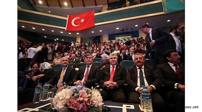 """""""Kültür mozaiği olan Sakarya huzur ve kardeşlik coğrafyasıdır"""""""