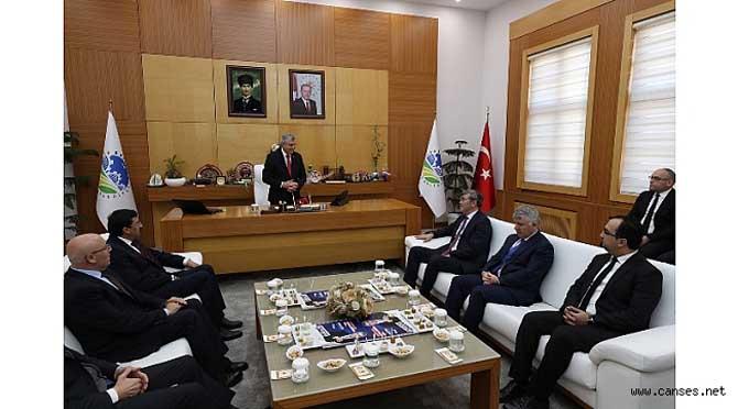 """""""Kültür Vadisi Sakarya için çok önemli bir proje olacak"""""""
