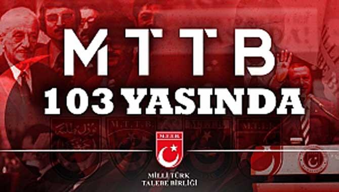 MTTB 103 Yaşında