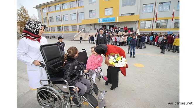 Sakarya'da Engelliler İçin Eş Zamanlı Empati Etkinliği düzenlendi