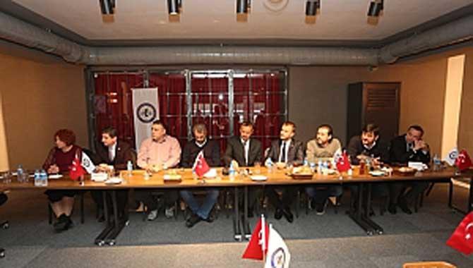 SATSO komisyon ve kurulları müşterek toplantıda bir araya geldi