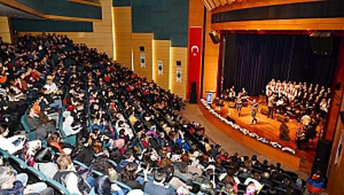 SAÜ'de Türk Halk Müziği Ezgileri