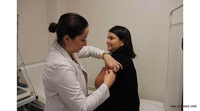 SEDAŞ Çalışanlarına Grip Aşısı Yapıldı