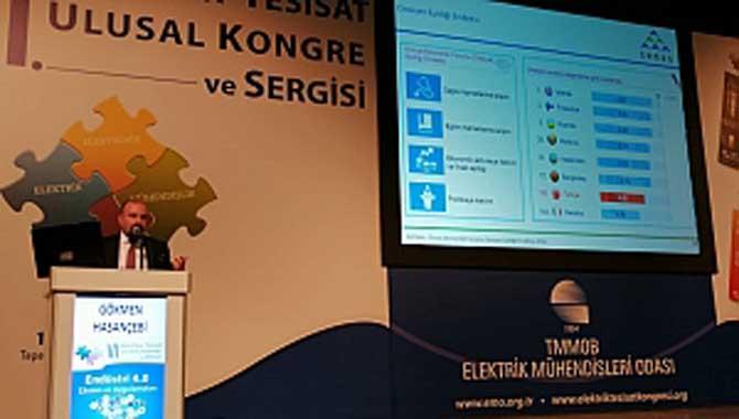 SEDAŞ, Elektrik Tesisat Ulusal Kongre ve Sergisi'nde Sürdürebilirlik Projelerini Anlattı