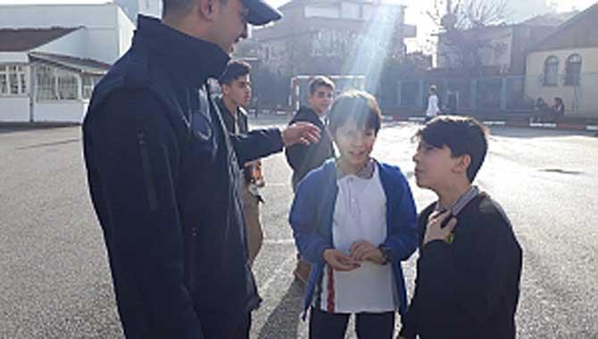 Serdivan'da Okul Kantinlerine Denetim