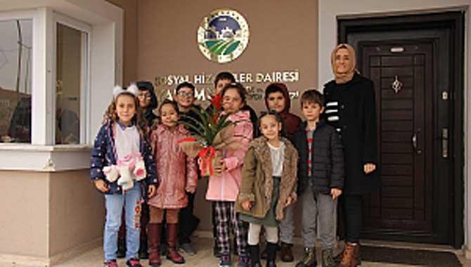 SGM öğrencilerinden YADEM'e ziyaret