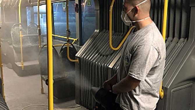 Toplu taşımada sağlıklı ulaşımlar için