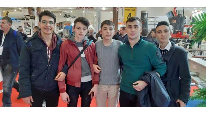 """Ümit Erdal MTAL """"2019 Plast Eurasia İstanbul"""" Fuarında"""