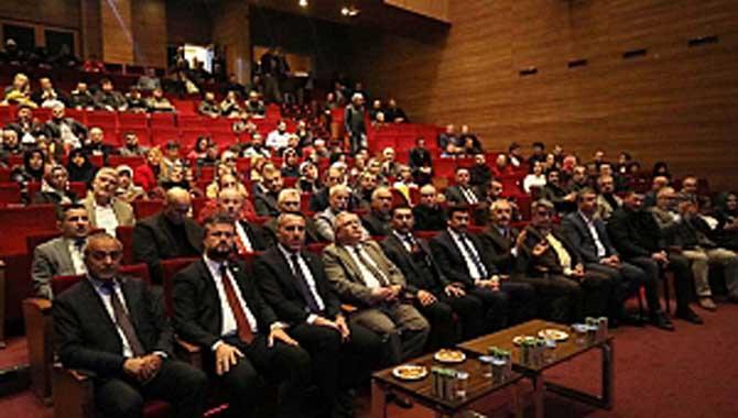 Vali Nayir Balkanlarda Azınlıklar ve İslamofobi Konulu Konferansa Katıldı