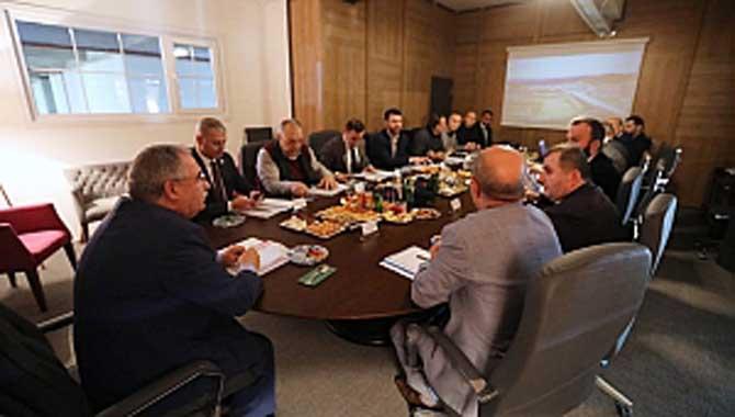 Vali Nayir Kaynarca İhtisas OSB'yi Ziyaret Etti