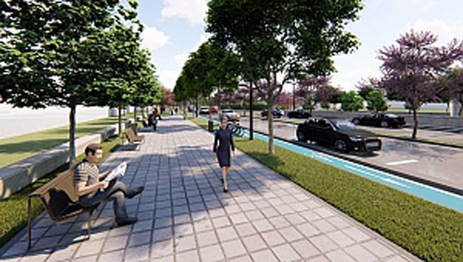 Yenimahalle'ye yeni yaşam merkezi