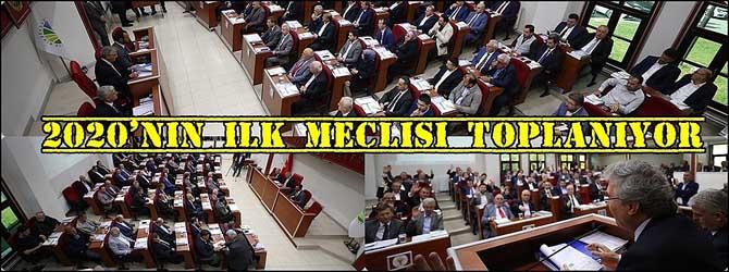2020'nin ilk meclisi toplanıyor
