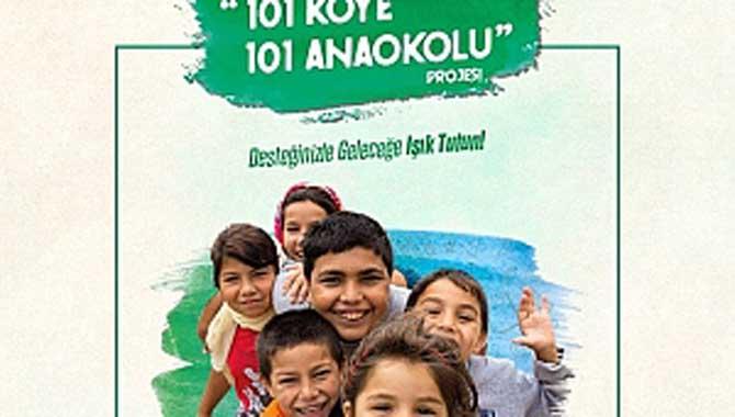 Anadolu'da 101 köy anaokuluna kavuşuyor