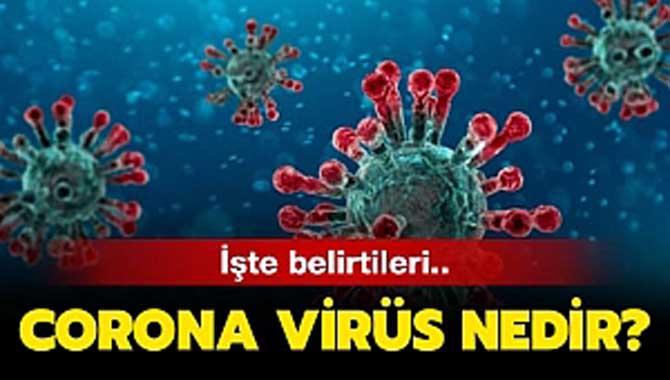 Corona Virüsü 2 günde belirti gösteriyor