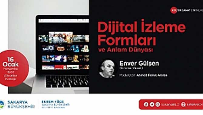 'Dijital İzleme Formları ve Anlam Dünyası'